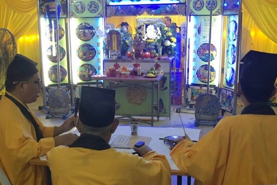 taoist funeral rituals