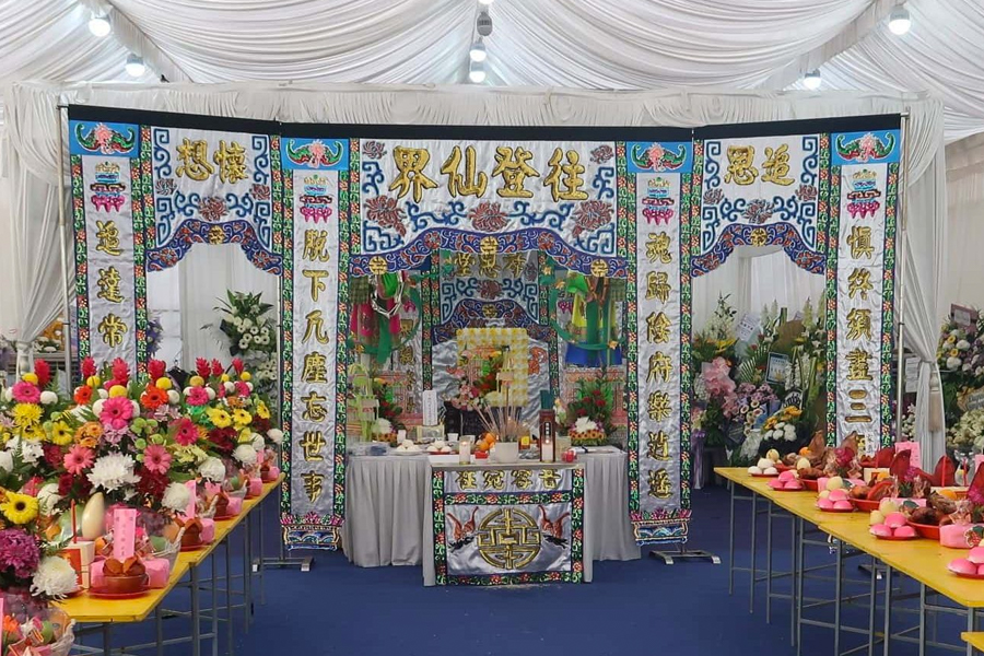 taoist funeral singapore